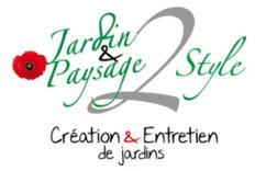 JARDIN ET PAYSAGE 2 STYLE Logo